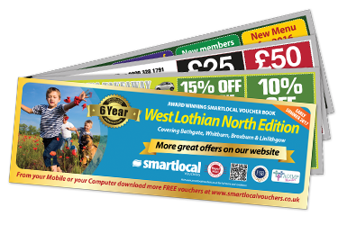 Promote your brand direct to over 70,000 homes across West Lothian