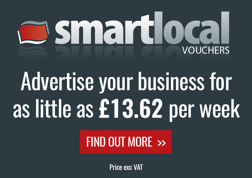 Advertise your business for as little as £11.55 per week