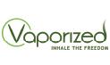 Vaporized - Inhale the freedom logo