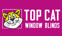 Top Cat Windows Blinds logo