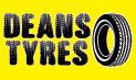Deans Tyres logo