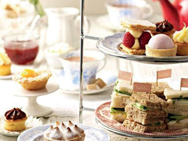 Rosies Tea Room at the Grange Manor