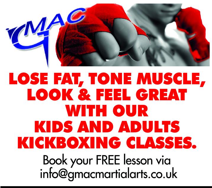 GMAC -  Martial Arts