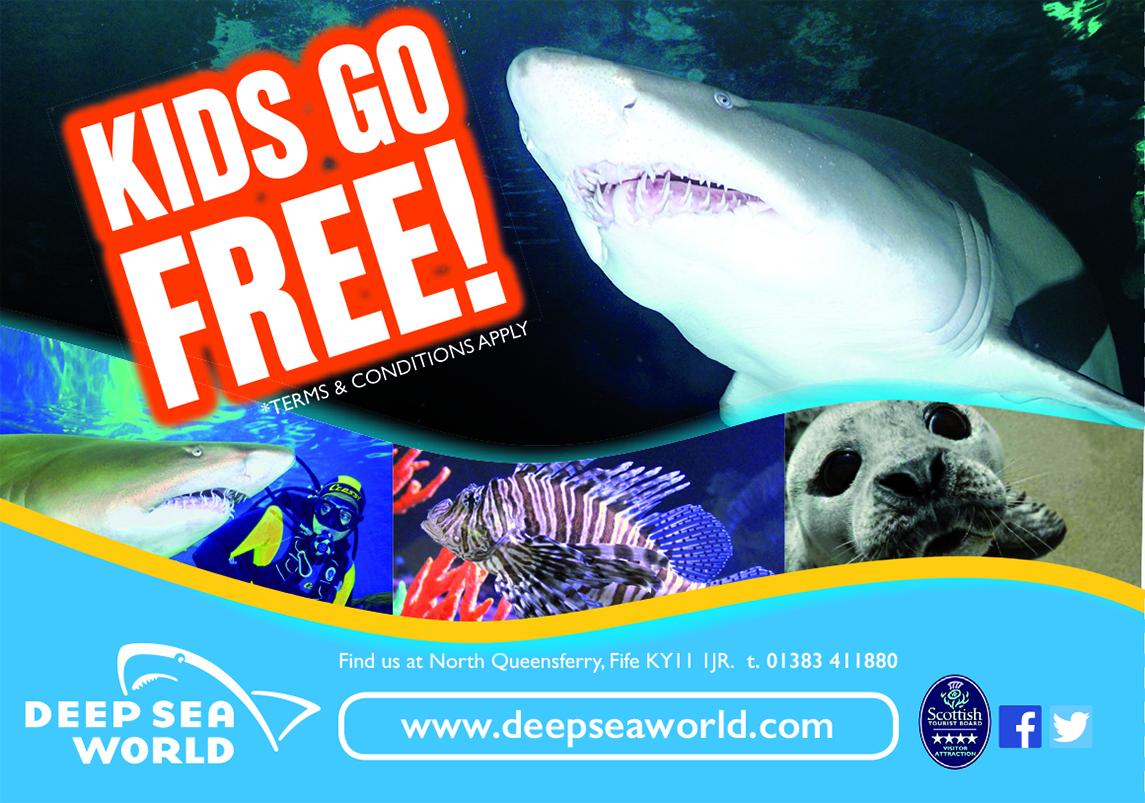 Deep Sea World - Scotland