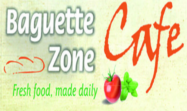 Baguette Zone Cafe discount voucher
