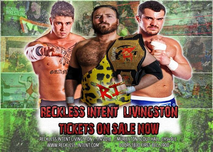 Reckless Intent Wrestling