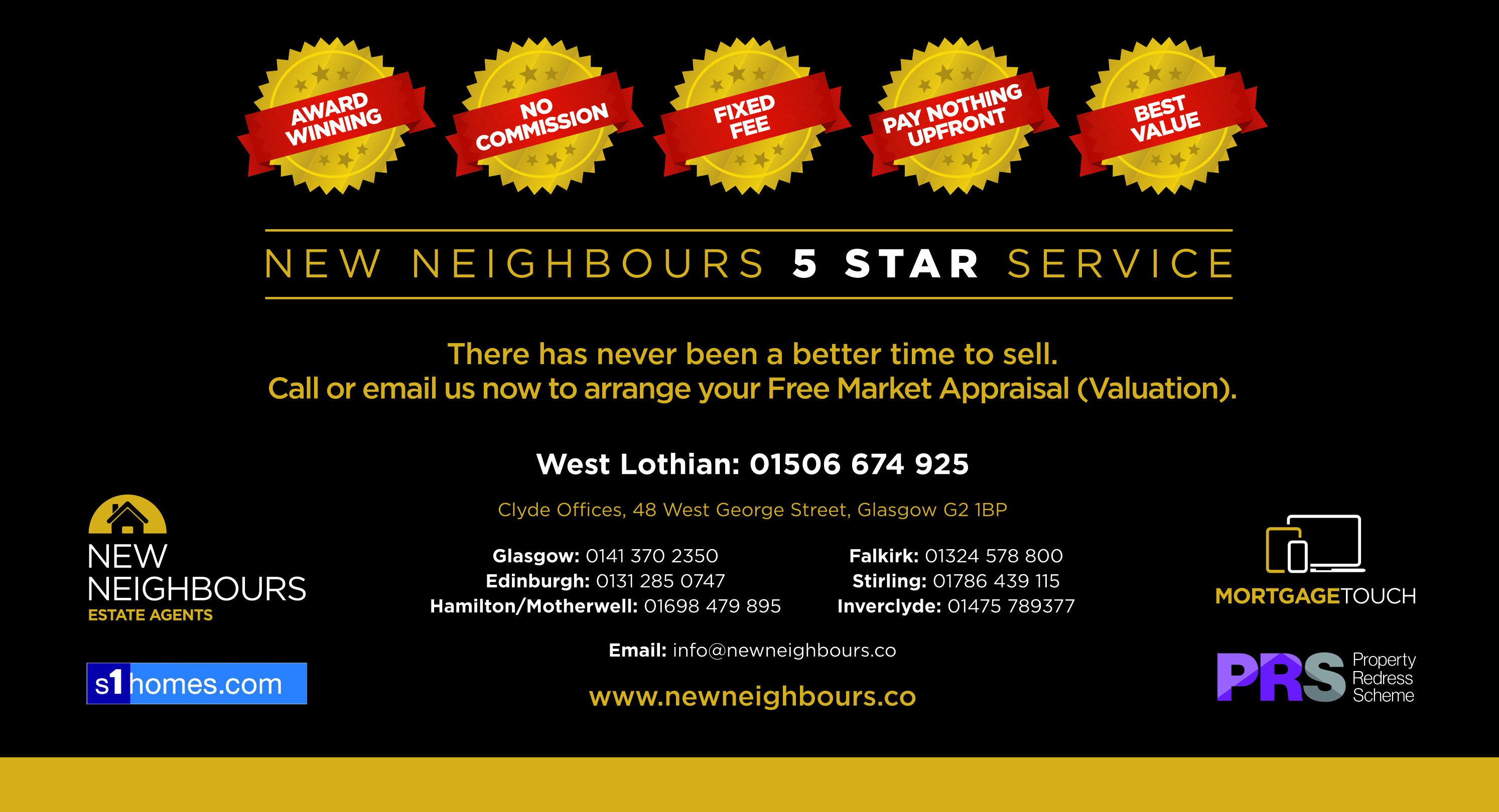 New Neighbours Estate Agents