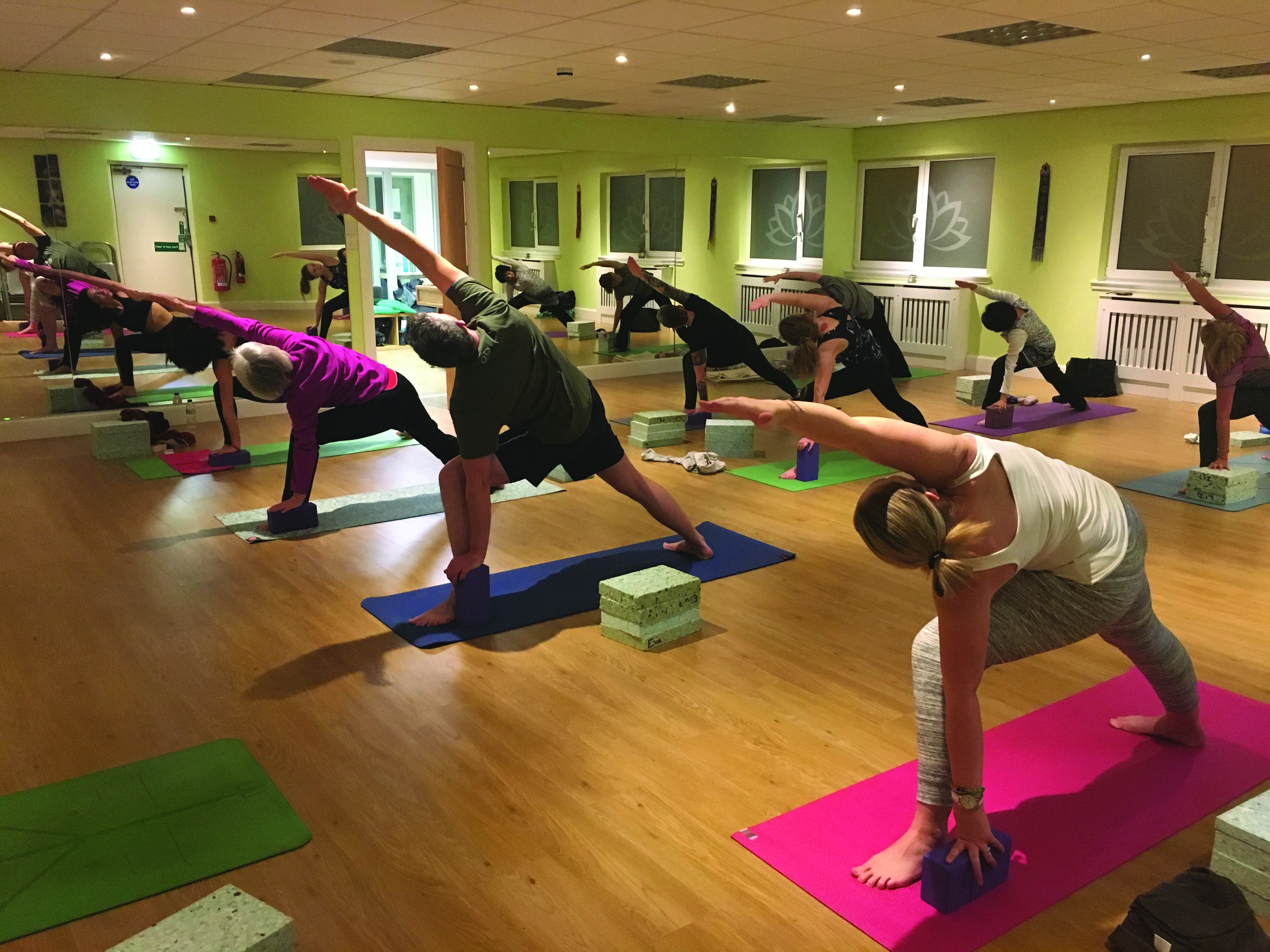 Choose YOU, Yoga Studio & Wellness Hub