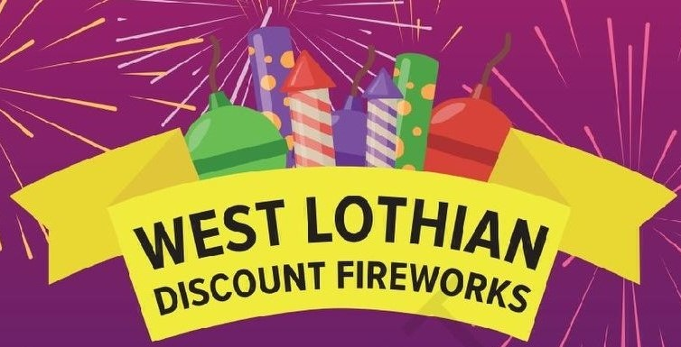 West Lothian Discount Fireworks discount voucher