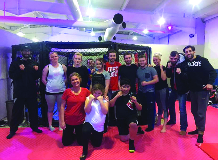 SKGYM - Livingston Martial Arts