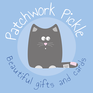 Patchwork Pickle - Gifts and Cards discount voucher