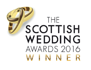 The Scottish Wedding Awards 2016 Winner