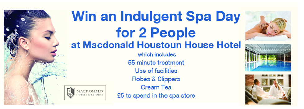 Win an Indulgent Spa Day