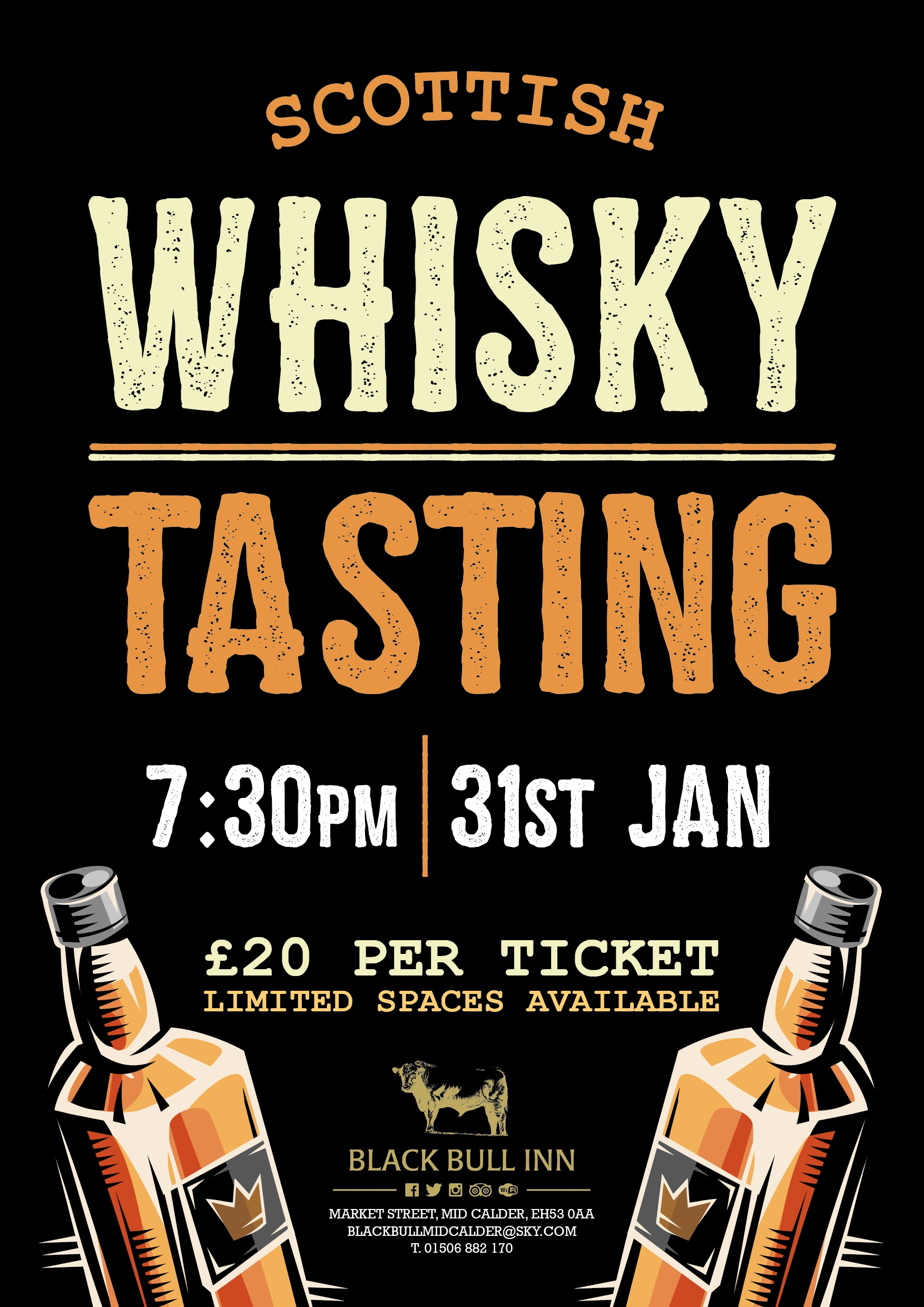 "<p><span style=""font-size: 18pt; color: #ff0000;"">Whisky Tasting 31st January 2018</span></p>"